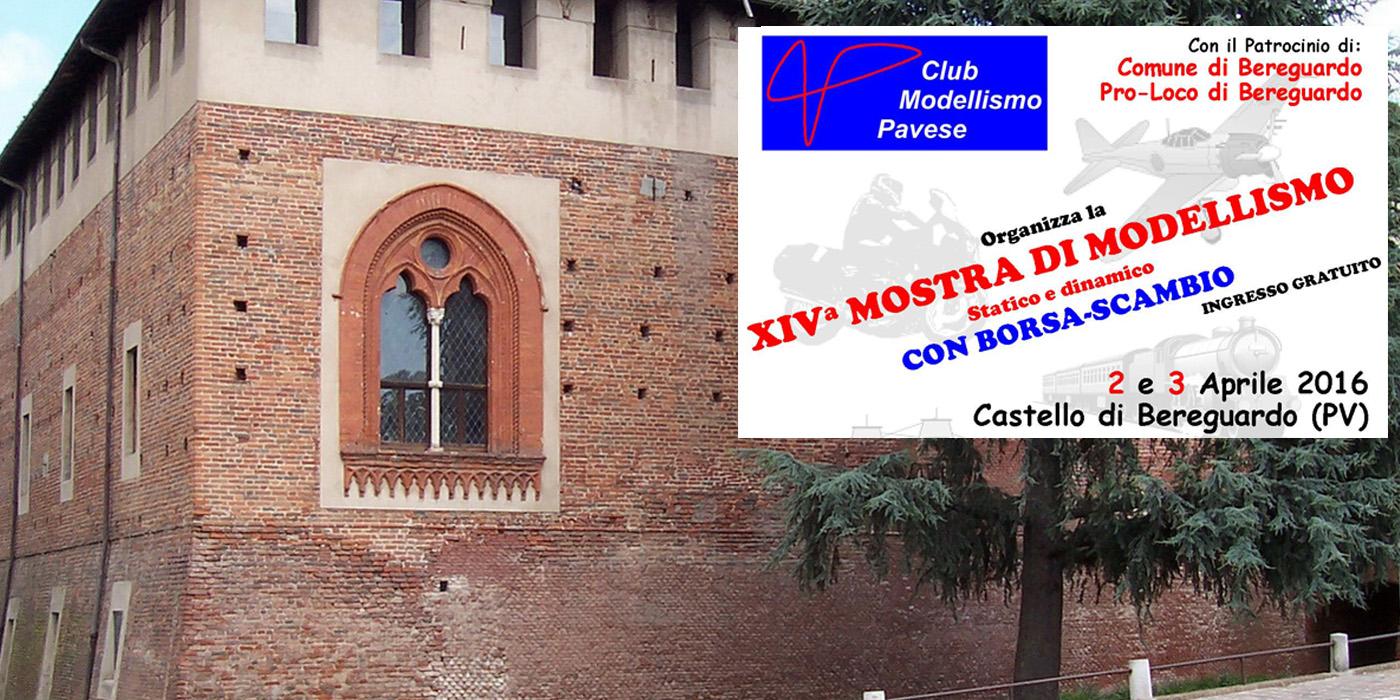 Permalink to:La XIV Mostra di Modellismo al Castello di Bereguardo