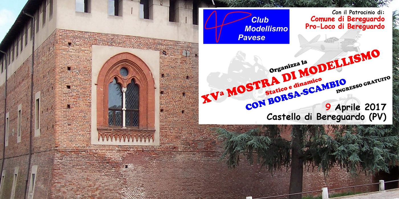 Permalink to:La XV Mostra di Modellismo al Castello di Bereguardo